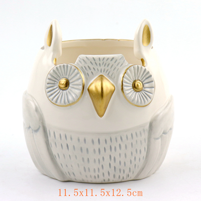 Owl Decorative Pencil Cup